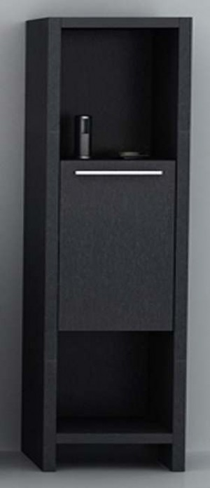 Bathroom Vanity Cabinet,  Maple Grey  15-3/4""