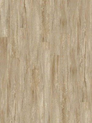 "Floating Vinyl Flooring  WPC  Floorte™  (6""x48""x6.5mm)  209-Latte"