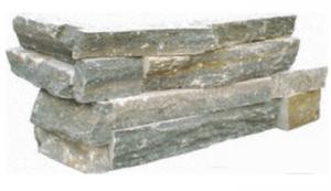 "Ledger Panel   - Corner, Sierra Blue6"" x 18"" x 6"" (LPNLQSIEBLU624COR)"