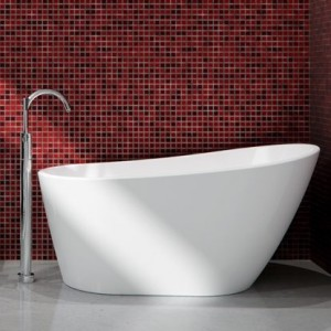 Neptune Freestanding Acrylic Bathtub Malaga Collection 60""