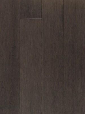 "Hard Maple Hardwood Flooring,Pewter, Grade Extra (4-1/4""x3/4"")"