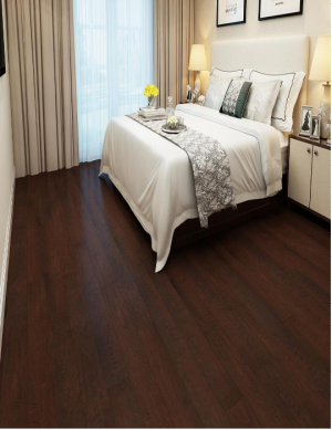 "1867 Engineered Wood Vloc Collection Moka Color Birch (3-1/2""x1/2"")"