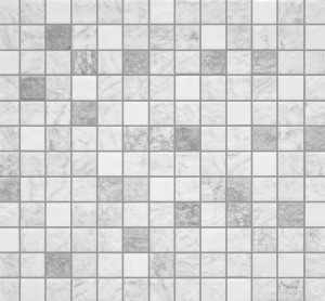 Ceramic Mosaic,Mesh-mounted  Wall TileEssence Carrara  (ESS2002692)