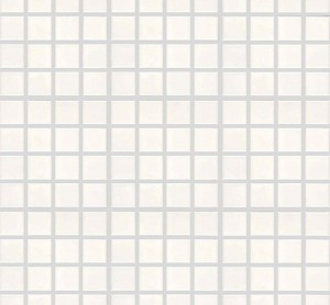 Interlocking Ceramic,Mesh-mounted Mosaic Wall Tile Basic 12X12X1 (MBG1101)