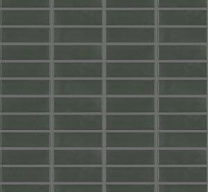 Interlocking Ceramic,Mesh-mounted Mosaic Wall TileBasic 12X12X1 (MBM1339)