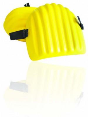 Gel Foam Knee Pads (Yellow)