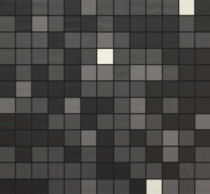 Ceramic Mosaic,Mesh-mounted  Wall Tile(CB2002362)