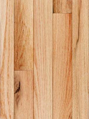 "Unfinished Red Oak Hardwood, Square Edge, Grade Mill Run (4-1/4''x3/4"")"