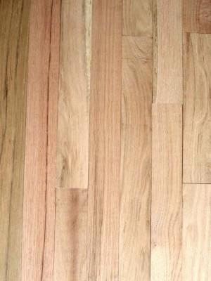 "Unfinished Red Oak Hardwood, Square Edge, Grade Rustic (2-1/4''x3/4"")"