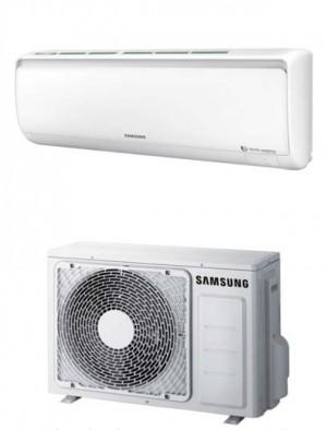 Samsung Ductless Mini Split Heat Pump 24 000 Btu Seer 17 Quantum -15°C Series (AR24KSFPDWQXCV-AR24KSFPDWQNCV)
