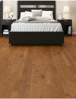 "Appalache Hard Maple Hardwood Prestige Grade Signature Collection Rosewood Color (3-1/4""x3/4"")"