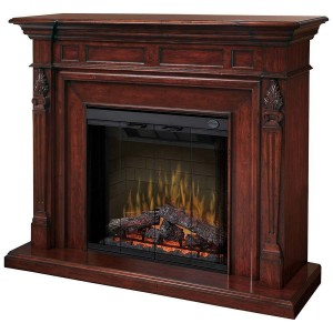 Dimplex SEP-BW-4217-FB Torchiere Electric Fireplace 120v/1500w
