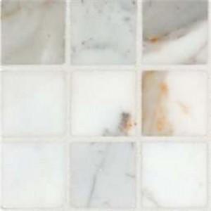 Interlocking Ceramic,Calacatta Gold 2 x 2 Polished(SMOT-CALAGOLD-2X2P)