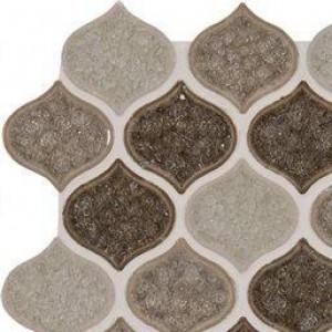 Interlocking Ceramic,Taza Blend Lantern  Pattern 8mm(SMOT-GLSGG-TAZA8MM)
