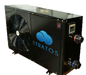 STRATOS50Pool Heat Pump50 000 BTU/H-2 KW