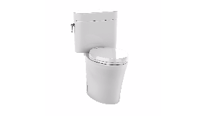 Toto CST794EF#01 Eco Nexus® Two-Piece Toilet, 1.28 GPF, Elongated Bowl