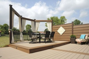 TimberTech Composite Decking Terrain Collection Sanday Birch (TCGV5412SB)