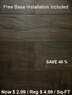 Laminate Floor TF-7002-1 INST  / Free Base Installation