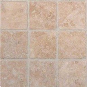 Interlocking Ceramic,Tuscany Classic 2 x 2 Tumbled 10 MM(THDW3-SH-CH2X2T)
