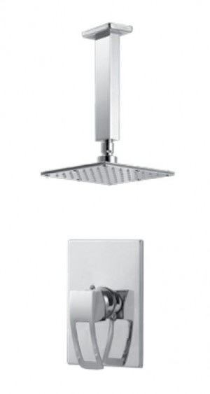 Royal Linar V299D Shower Faucet With Single Lever Chrome