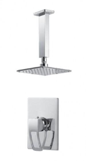 Royal Linar V299D Shower Faucet With Single Lever Chrome