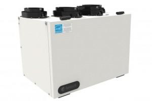 Fantech VHR150R Heat Recovery Ventilator Recircu 160 CFM Aluminum Core