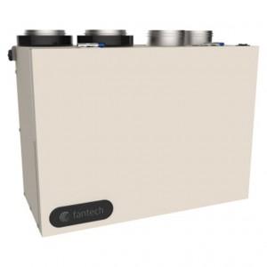Fantech VHR70 Heat Recovery Ventilator 70 CFM Aluminum Core