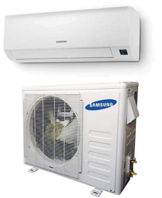 Casa Reno Direct Samsung Ductless Mini Split Heat Pump 18