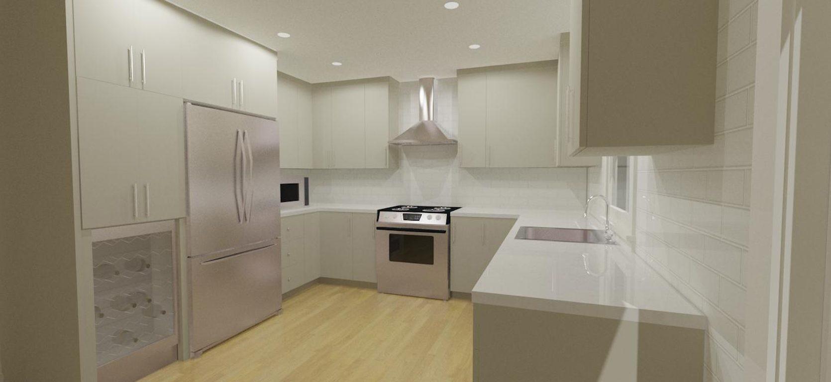 Casa Reno Direct Contemporary Style Kitchen 10x10 In