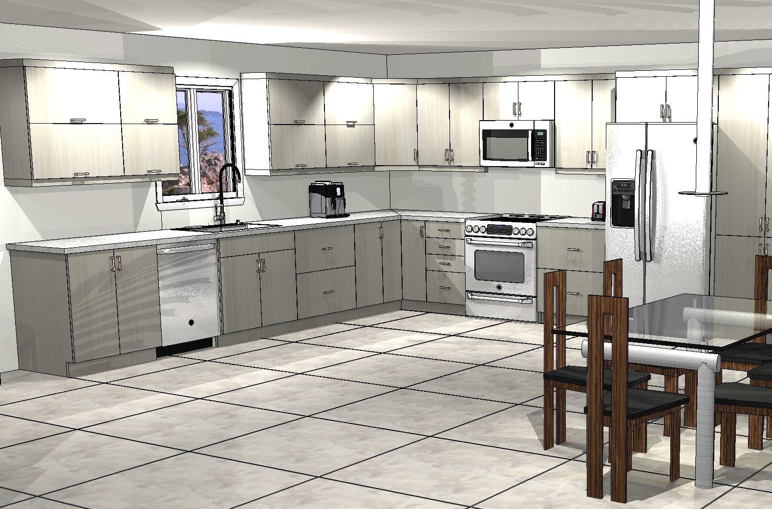 Casa reno direct melamine cuisine panneau de remplissage 3 - Panneau cuisine ...